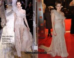 Emma Watson In Valentino Couture - 2011 BAFTA Awards