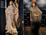 Florence Welch In Elie Saab Couture – Bing Bar After Party