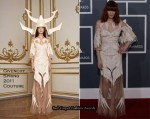 Florence Welch In Givenchy Couture - 2011 Grammy Awards