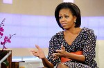 Michelle Obama In H&M - Today Show