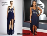 Jennifer Hudson In Versace - 2011 Grammy Awards