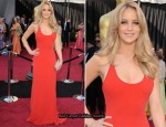 Jennifer Lawrence In Calvin Klein - 2011 Oscars