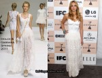 Jennifer Lawrence In Dolce & Gabbana - 2011 Independent Spirit Awards