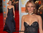 Jennifer Lawrence In Stella McCartney - 2011 BAFTA Awards
