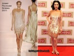 Dita von Teese In Jenny Packham - Lambertz Monday Night Fashion Event