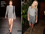 "Kate Bosworth In Isabel Marant - ""The Kings Speech"" Awards Season Party"