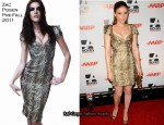 Kate Mara In Zac Posen - AARP's 'Movies For Grownups' Awards