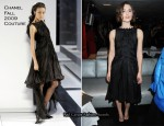 Keira Knightley In Chanel Couture - The Childrens Hour Press Night