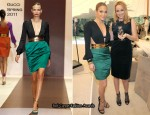 Jennifer Lopez In Gucci - UNICEF Women Of Compassion Luncheon