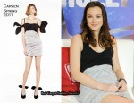Leighton Meester In Carven - Young Hollywood Studio