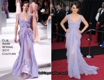Mila Kunis In Elie Saab Couture - 2011 Oscars
