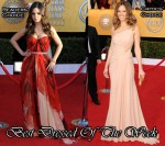Best Dressed Of The Week - Mila Kunis In Alexander McQueen & Hilary Swank In Versace