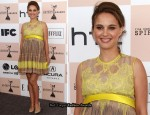 Natalie Portman In Givenchy Couture - 2011 Independent Spirit Awards