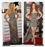 Who Wore Blumarine Better? Paris Hilton or Khloe Kardashian