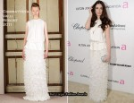 Paz Vega In Giambattista Valli - Elton John AIDS Foundation's Oscar Viewing Party