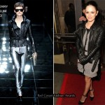 "Rachel Bilson In Burberry Prorsum - ""Waiting For Forever"" LA Premiere"
