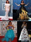 Which Was Your Favourite Rihanna Look This Week?