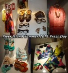 River Island Summer 2011 Press Day
