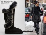 In Sandra Bullock's Closet - Australian Luxe Collective Nordic Angel Boot