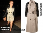 Burberry Prorsum vs. Topshop