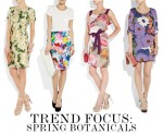 Time To Bloom: Spring Botanicals From Net-A-Porter.com
