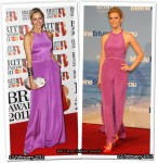 Who Wore MaxMara Better? Tess Daly or Brooklyn Decker