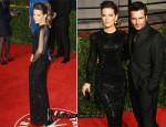 Kate Beckinsale In Julien Macdonald - 2011 Vanity Fair Oscar Party
