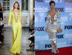 Halle Berry In Emilio Pucci - 2011 NAACP Image Awards