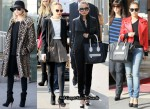 Nicole Richie's Fashionable Week In Paris