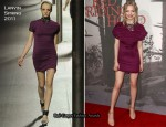 "Amanda Seyfried In Lanvin - ""Red Riding Hood"" LA Premiere"