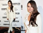 Mila Kunis In Boca Negro - Cosmopolitan's Fearless Men of 2011