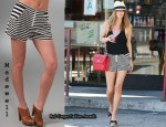 In Nicky Hilton's Closet - Madewell Set Sail Shorts