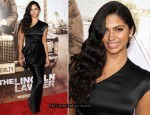 "Camila Alves In Camilla and Marc - ""The Lincoln Lawyer"" LA Premiere"