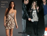 In Lauren Conrad's Closet - Camilla and Marc Horizon Frock