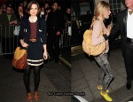 British Celebrities Love...Miu Miu Ostrich Leather Hobo Bag