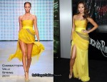 "Jamie Chung In Giambattista Valli - ""Sucker Punch"" LA Premiere"