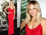 "Malin Akerman In Holmes & Yang - ""Sucker Punch"" LA Premiere"