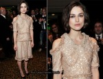 Keira Knightley In Rodarte - 2011 Jameson Empire Awards
