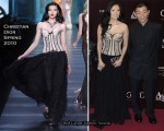 Zhang Ziyi In Christian Dior - 5th Asian Film Awards