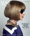 Anna Wintour for The Wall Street Journal Magazine April 2011