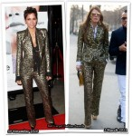 Who Wore Balmain Better? Halle Berry or Anna Dello Russo