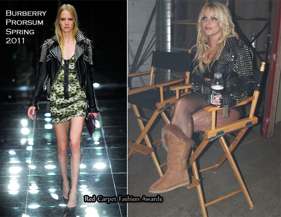britney spears till the world ends video shoot. is Britney Spears.