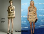"Carrie Underwood In Zuhair Murad - ""Soul Surfer"" LA Premiere"