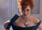 Christina Hendricks For Vivienne Westwood Jewelry