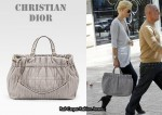 In Charlize Theron's Closet - Christian Dior Delice Bag
