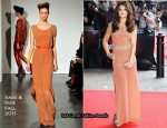 Cheryl Cole In Sass & Bide - The Prince's Trust Celebrate Success Awards