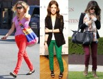 Trend Of The Week: Coloured Denim
