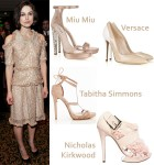 Celebrity Shoe Swap: Keira Knightley