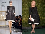 Diane Kruger In Jason Wu - Runway To Green Event