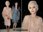 Fan Bing Bing & Daisy Lowe Front Row @ Elie Saab Fall 2011